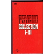 Psycho - Collection 1-3 (DVD)
