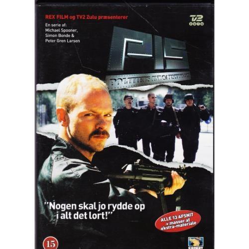 politiets indsatsstyrke dvd