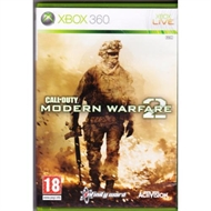 Call og duty - Modern warfare 2 (Spil)