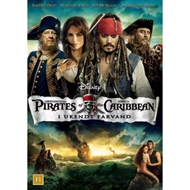 Pirates of the caribbean - I ukendte farvand