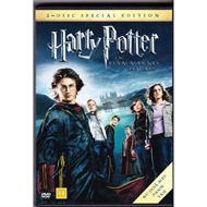 Harry Potter og flammernes pokal (DVD)