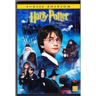 Harry Potter og de vises sten (DVD)