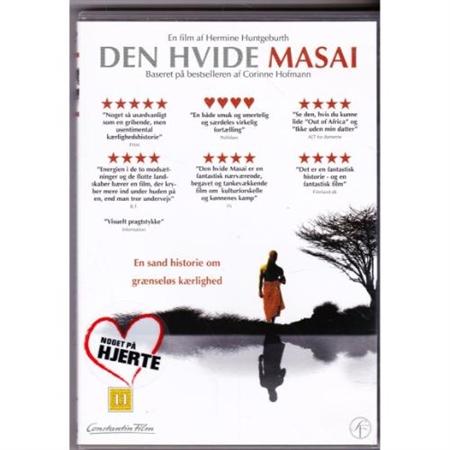 Den hvide Masai (DVD) Den Hvide Djaevel