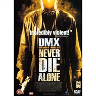 DMX- Never die alone (DVD)