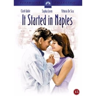 It started in Naples (DVD)