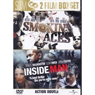 Smoking aces og Inside man (DVD)