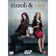 Rizzolie and Isles - Sæson 1 (DVD)
