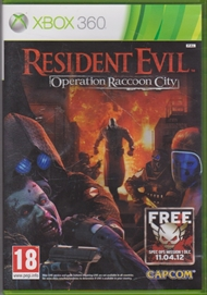 Resident evil - Opeation Raccoon city (Spil)
