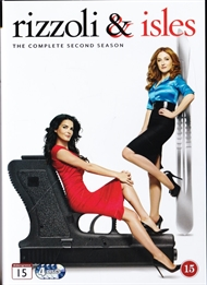 Rizzolie and Isles - Sæson 2 (DVD)