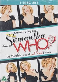 Samantha Who - Sæson 2 (DVD)