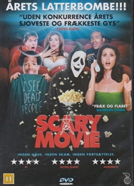Scary movie (DVD)