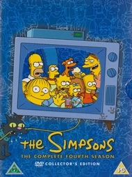 The Simpsons - Sæson 4 (DVD)