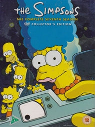The Simpsons - Sæson 7 (DVD)