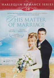 Harlequin romance series - This matter of marriage (DVD)